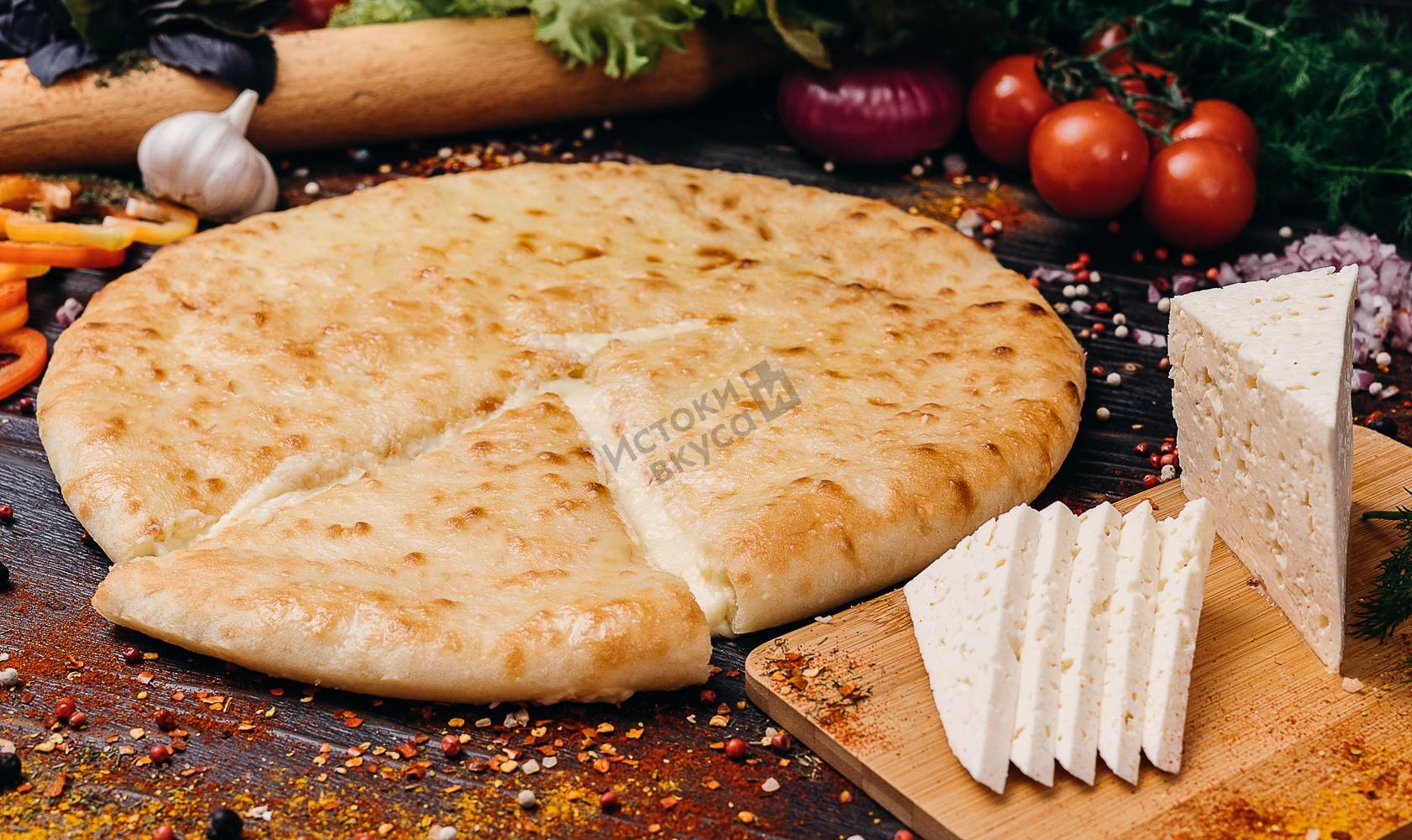 Осетинские пироги с сыром и картофелем рецепт пошагово
